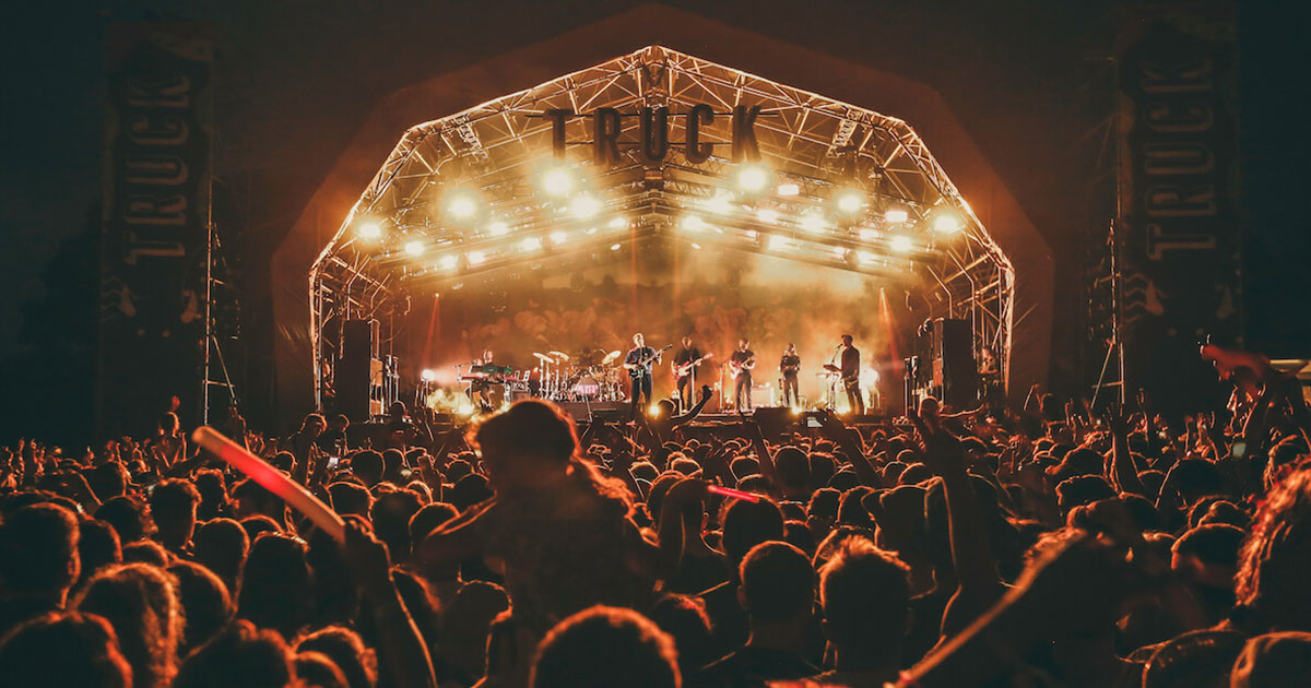 Truck Festival | 26 - 28 July 2019, Oxfordshire, OX13 6AB