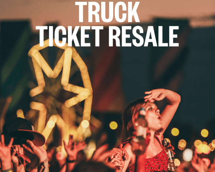 Sell your Truck Ticket